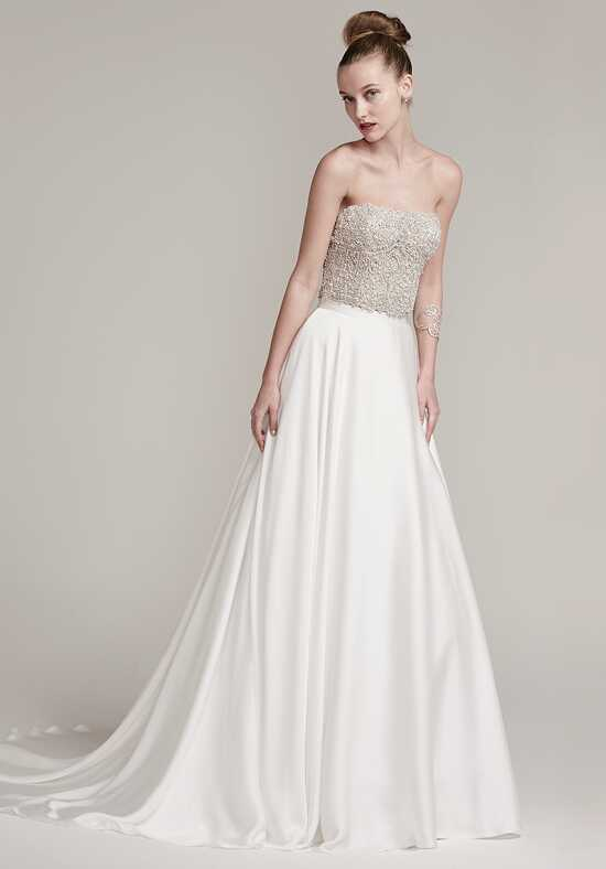 Sottero and Midgley Rosella bodice/Aviana Marie skirt A-Line Wedding Dress