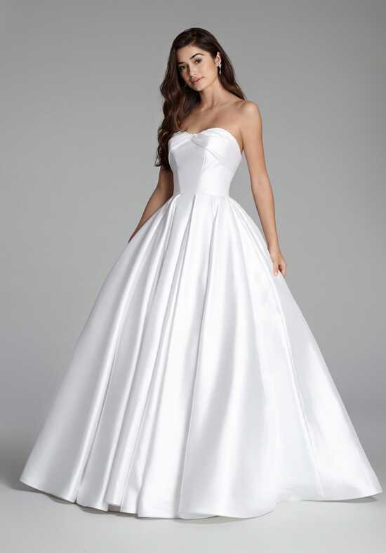 Alvina Valenta 9703 Ball Gown Wedding Dress