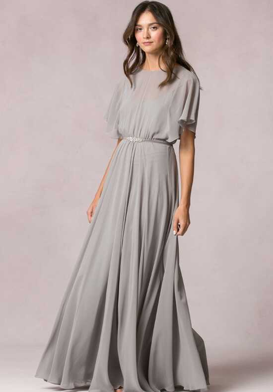 Jenny Yoo Collection (Maids) Peyton Bridesmaid Dress photo