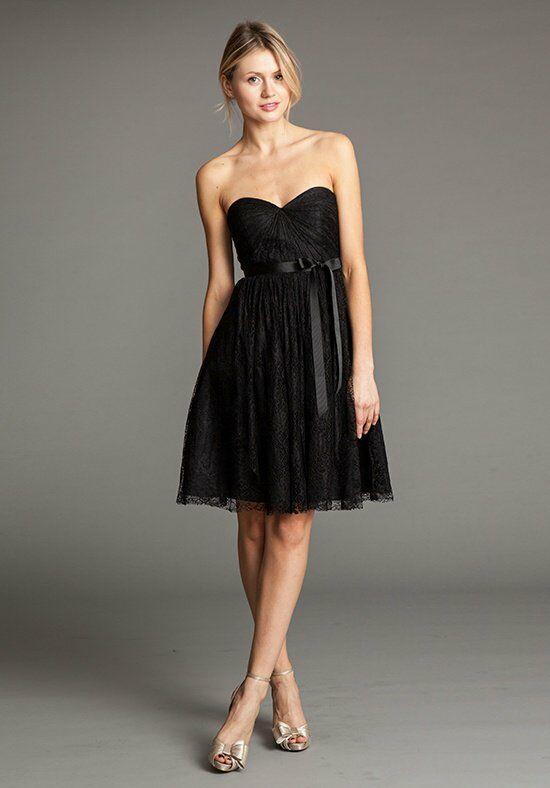 short bridesmaids dresses strapless