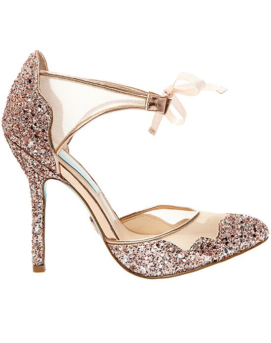 Betsey Johnson Wedding Shoes Macy