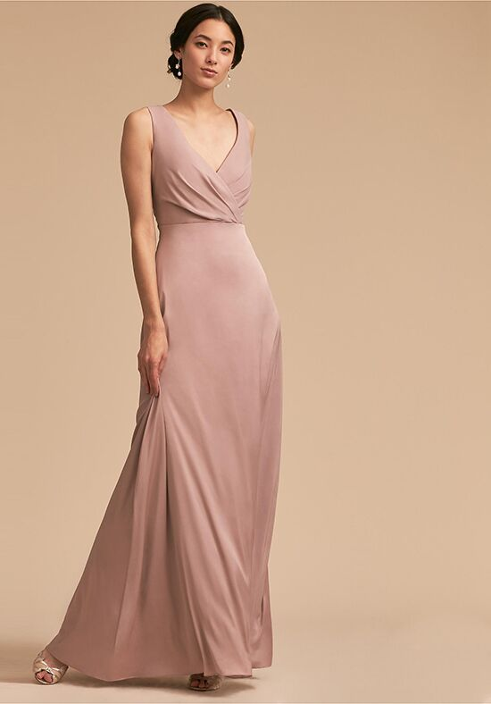 BHLDN (Bridesmaids) Sabine Dress V-Neck Bridesmaid Dress