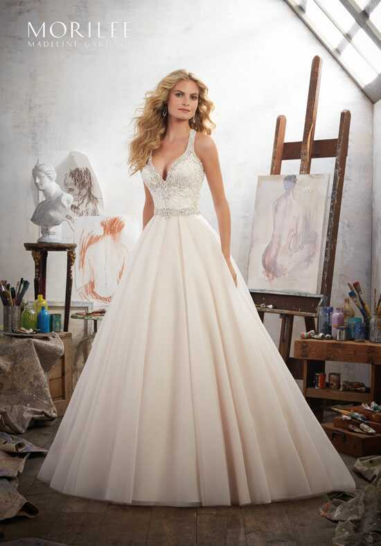 Morilee by Madeline Gardner Margarita/8119 Ball Gown Wedding Dress