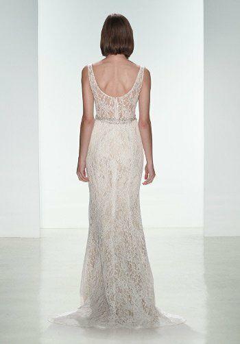 Nouvelle amsale cassia wedding dress the knot for Nouvelle amsale wedding dress