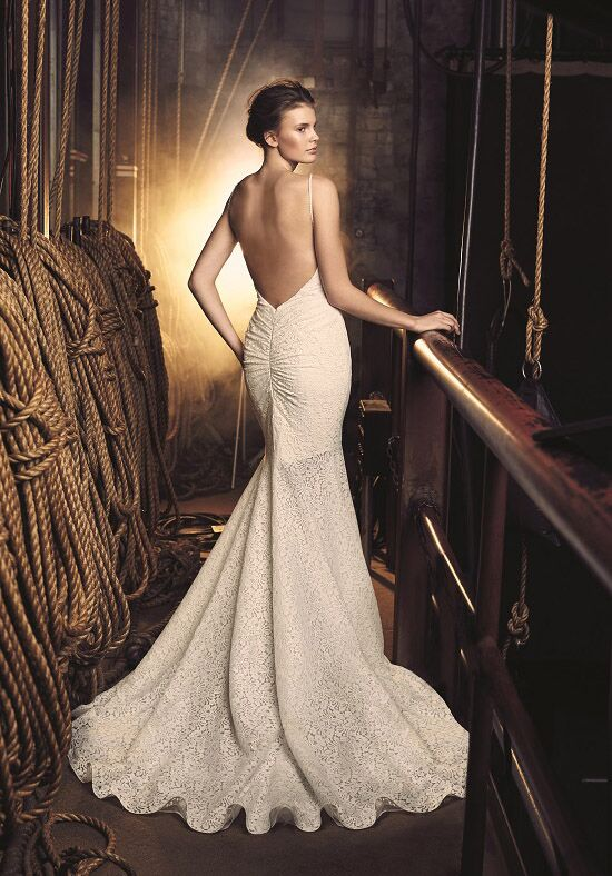 Mikaella 2089 Mermaid Wedding Dress