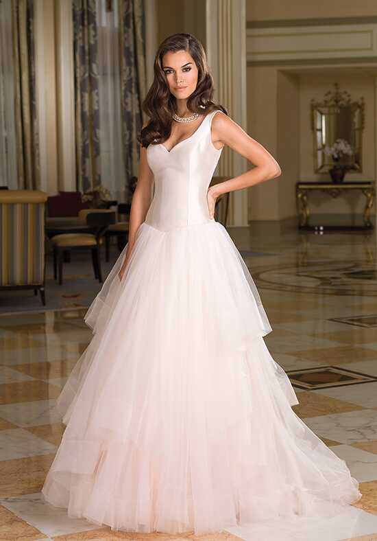 Justin Alexander 8850 Ball Gown Wedding Dress
