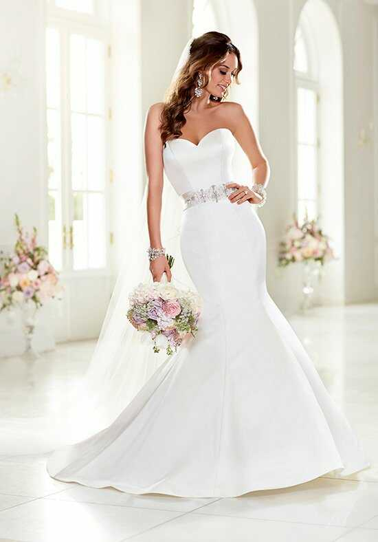 Stella York 6005 Mermaid Wedding Dress