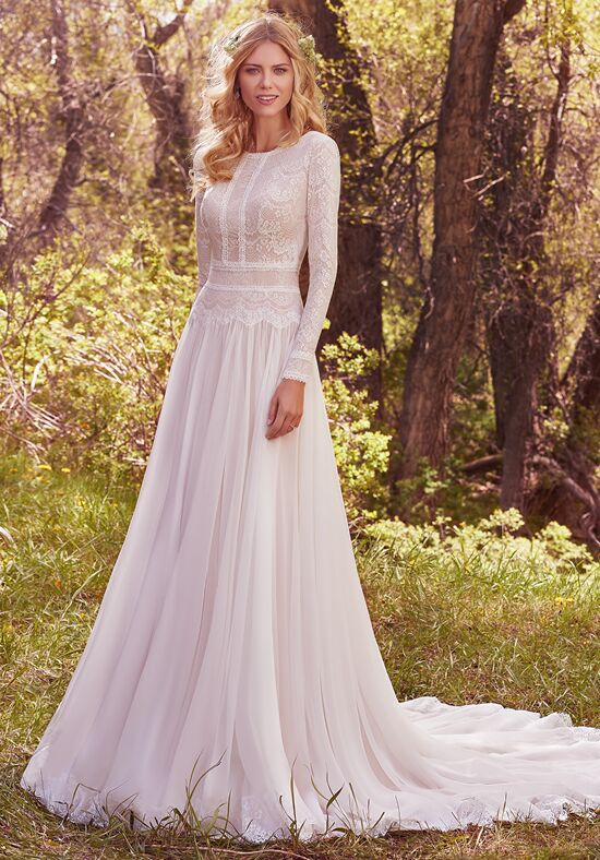 Maggie Sottero Deirdre Marie A-Line Wedding Dress
