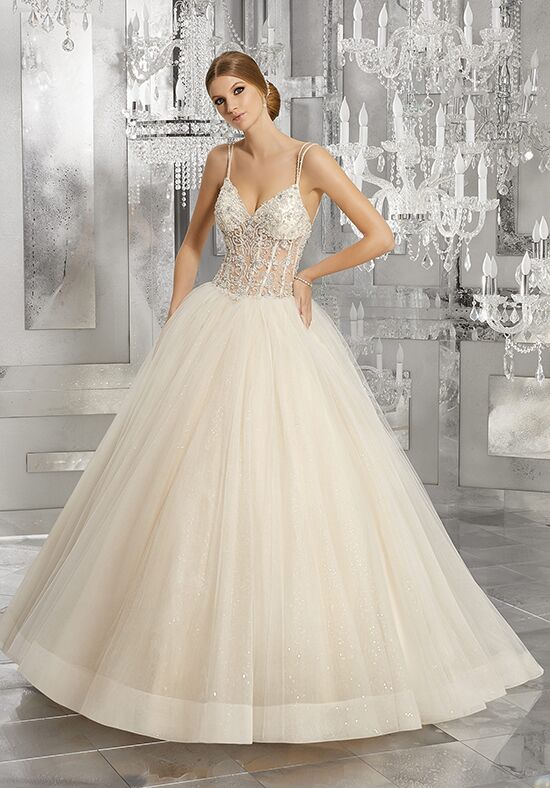 Morilee by Madeline Gardner Midori | Style 8194 Ball Gown Wedding Dress