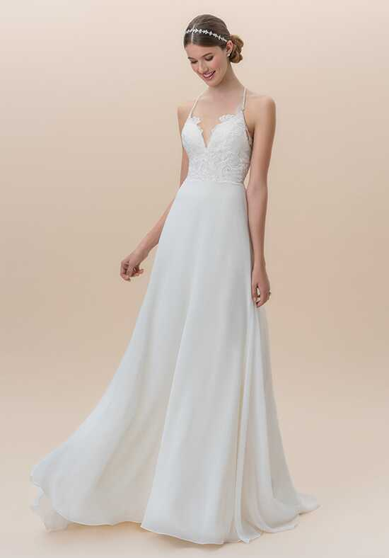 Moonlight Tango T825B A-Line Wedding Dress