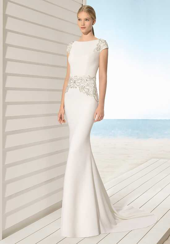 Aire Beach Wedding UMA Mermaid Wedding Dress