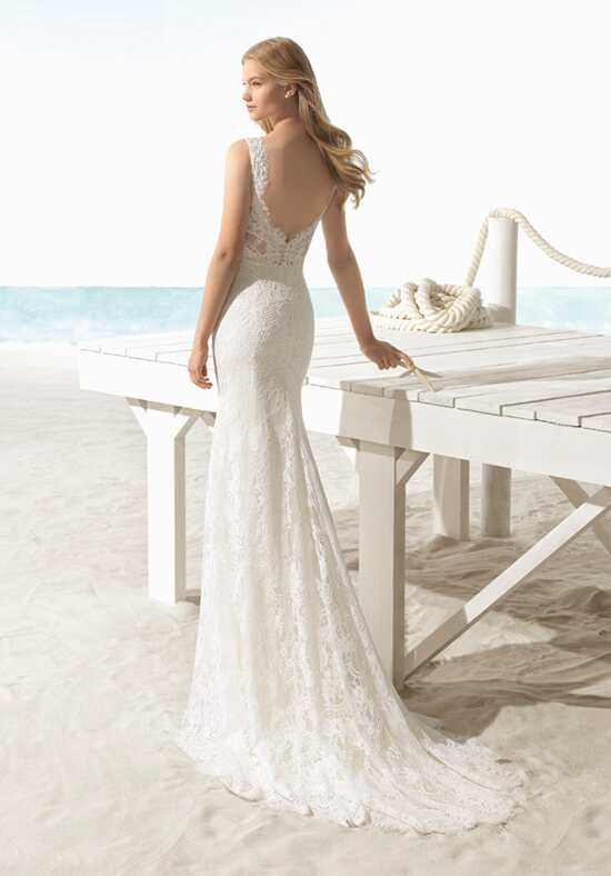 Aire Beach Wedding UTIEL Mermaid Wedding Dress