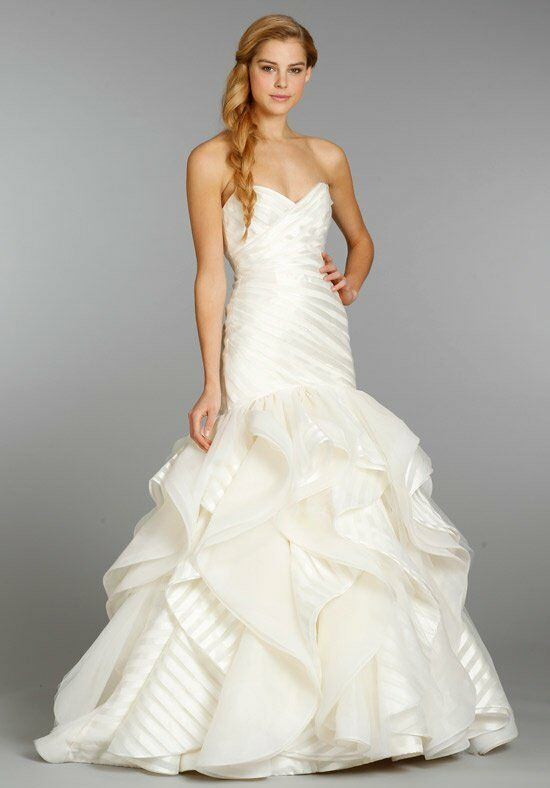Hayley Paige 6351 - Keaton Mermaid Wedding Dress