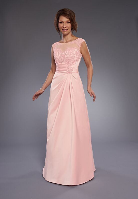 Beautiful Mothers by Mary's M2740 Pink Mother Of The Bride Dress