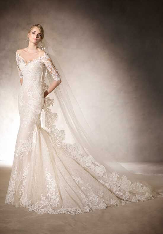 LA SPOSA HITO Mermaid Wedding Dress