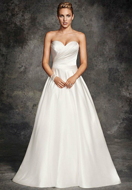 Ella Rosa BE271 A-Line Wedding Dress