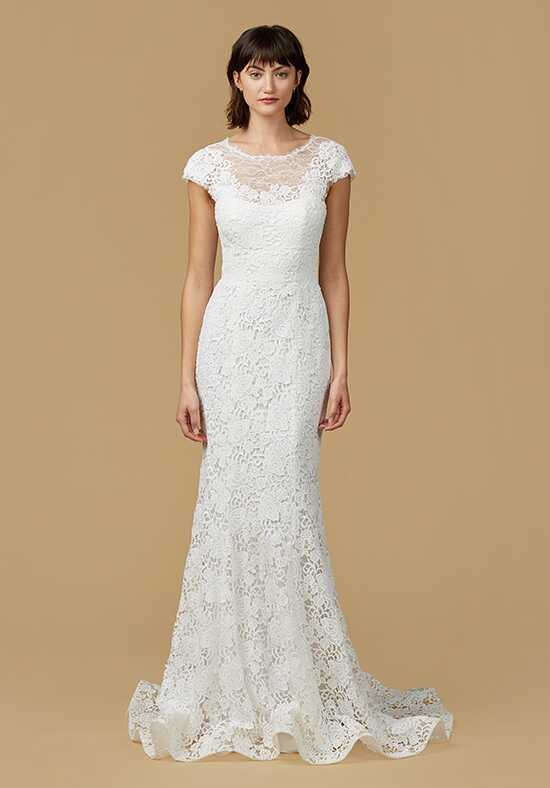 Nouvelle Amsale Juno Sheath Wedding Dress