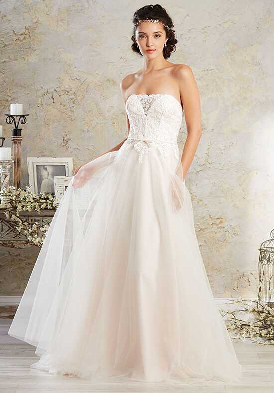 Alfred Angelo Modern Vintage Bridal Collection 8564 A-Line Wedding Dress