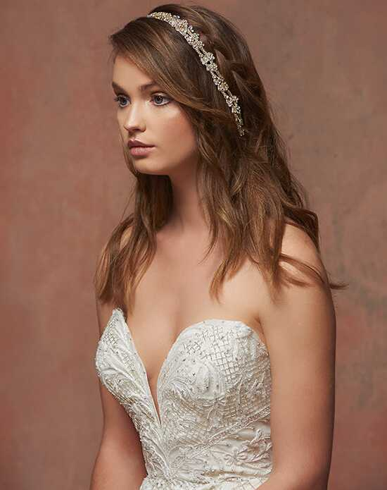 Blossom Veils & Accessories BH5462 Gold, Silver Headband