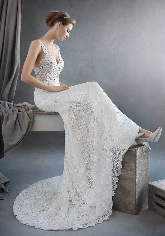 Lazaro 3609 Mermaid Wedding Dress