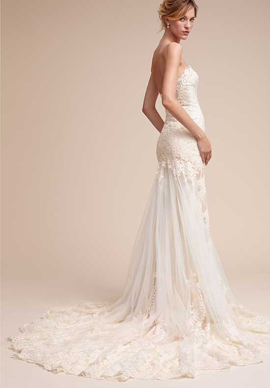 BHLDN Leigh Mermaid Wedding Dress