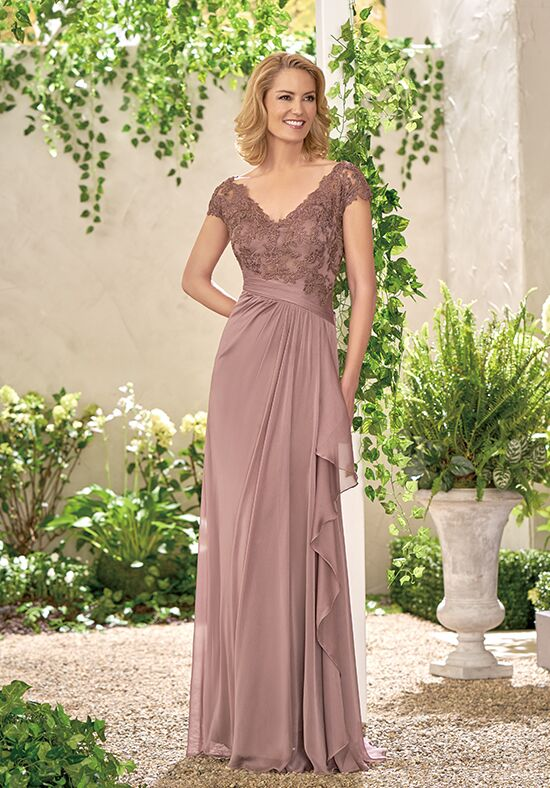 Jade J195008 Brown Mother Of The Bride Dress