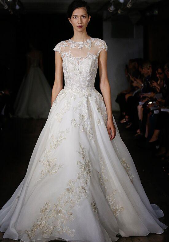 Drop-Waist Wedding Dresses