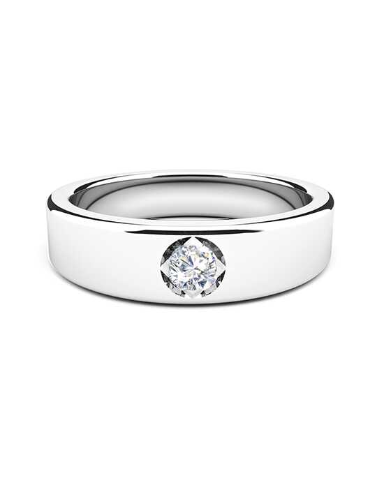 Forevermark Diamonds FSRDME1R-1 White Gold Wedding Ring