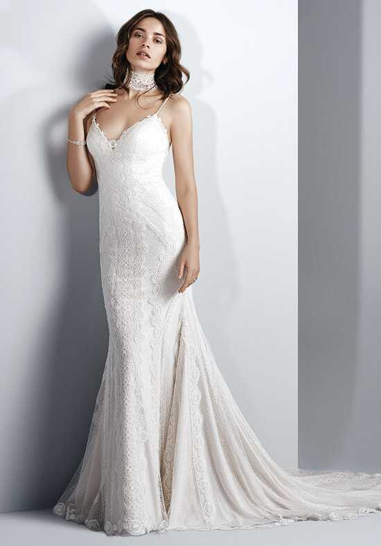 Sottero and Midgley Narissa Sheath Wedding Dress