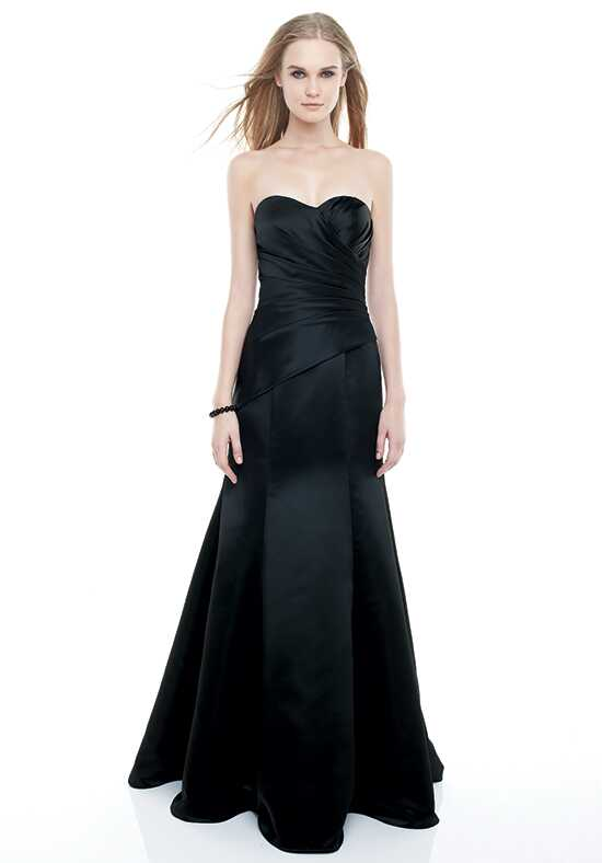Bill Levkoff 178 Strapless Bridesmaid Dress