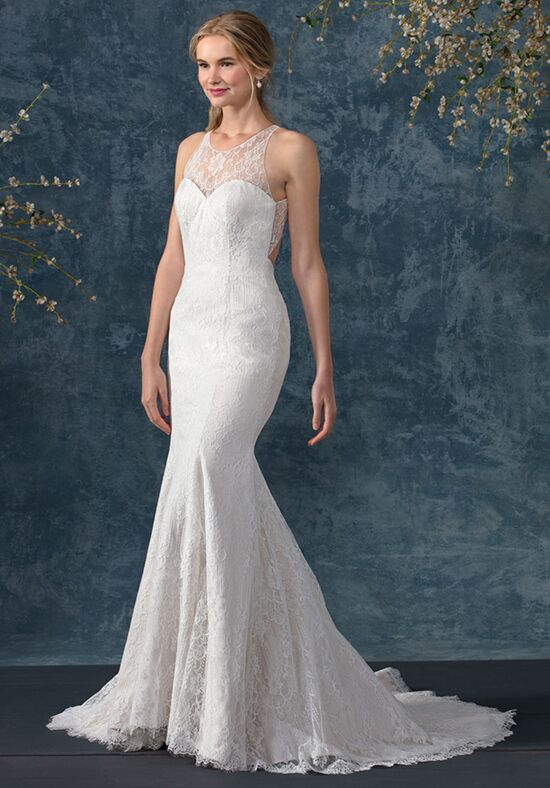 Beloved by Casablanca Bridal BL246 Cerulean Mermaid Wedding Dress