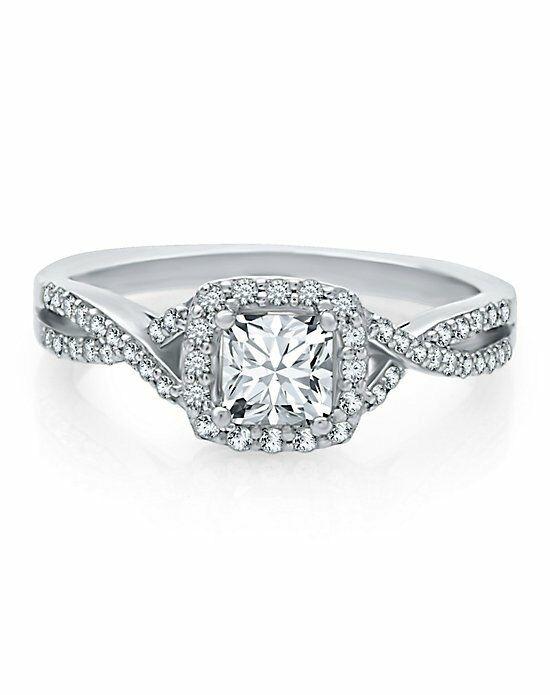 helzberg diamonds 2069406 engagement ring the knot