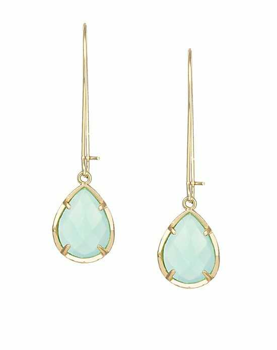 Kendra Scott Dee Earrings in Chalcedony Wedding Earring photo