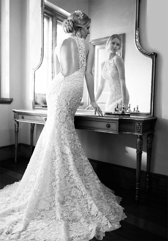 Martina Liana 611 Mermaid Wedding Dress