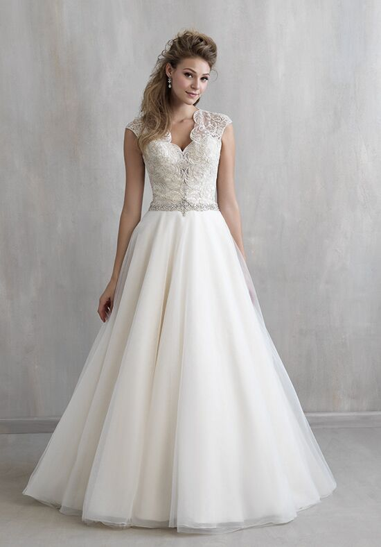 Madison James MJ206 Ball Gown Wedding Dress