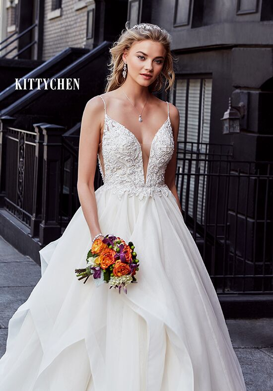 KITTYCHEN KENDRA H1880 Ball Gown Wedding Dress
