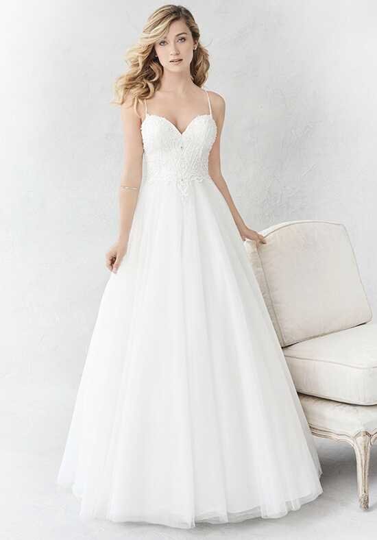 Kenneth Winston: Ella Rosa Collection BE359 Ball Gown Wedding Dress