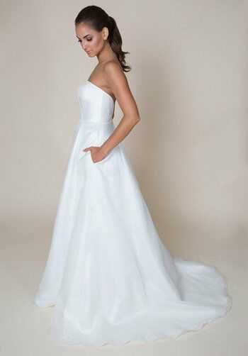 build a bride by heidi elnora ella grace wedding dress the knot