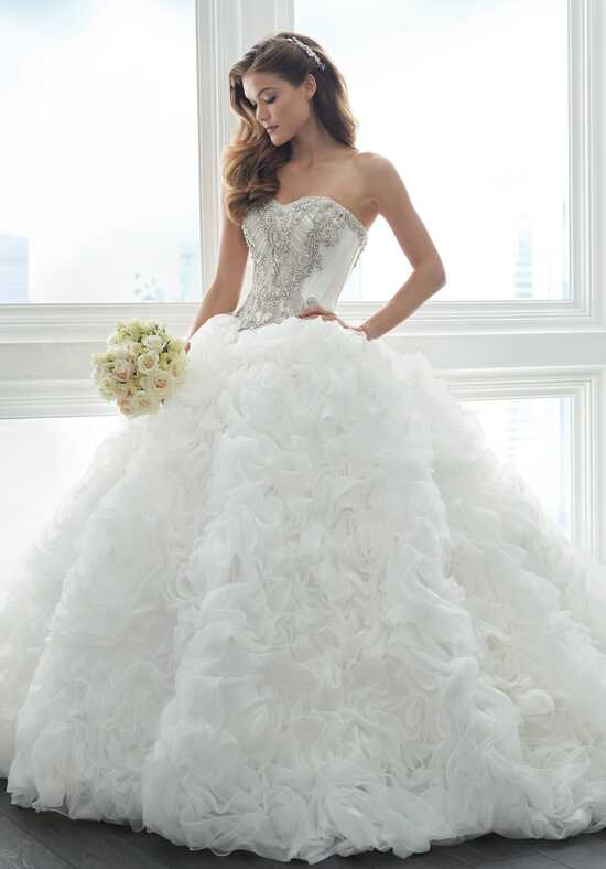Christina Wu Brides 15634 Wedding Dress photo