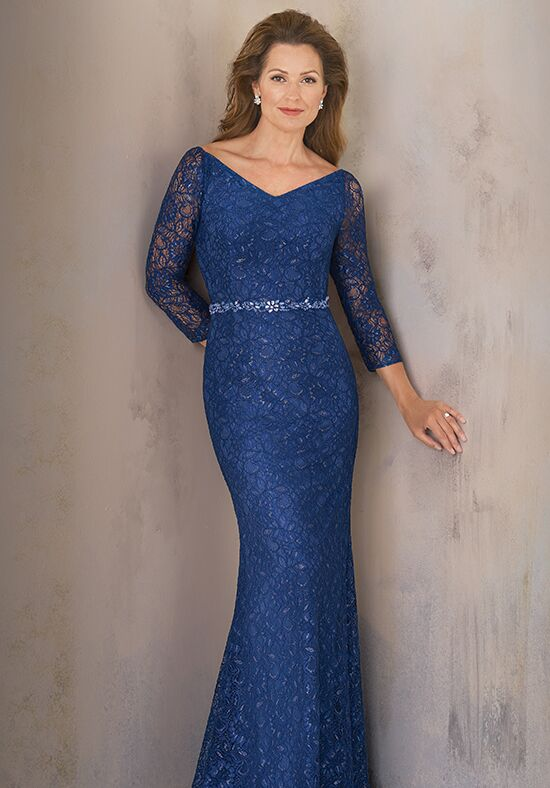 Jade Couture K208014 Blue Mother Of The Bride Dress
