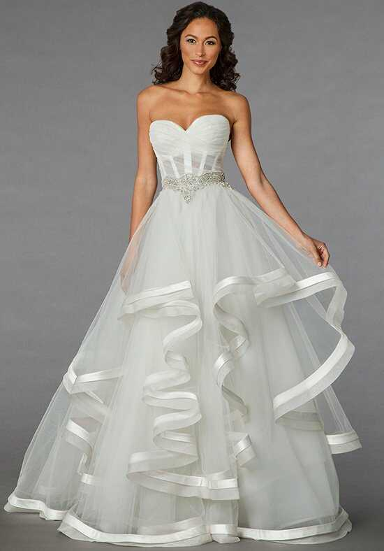 Pnina Tornai for Kleinfeld 4310 Ball Gown Wedding Dress