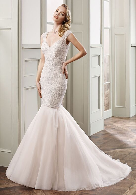 Eddy K CT157 Mermaid Wedding Dress