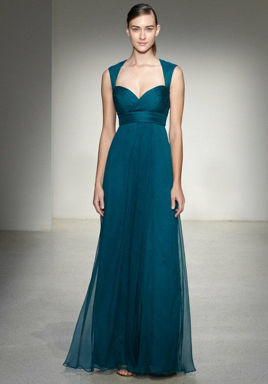 Amsale Bridesmaids G764C Sweetheart Bridesmaid Dress