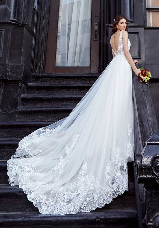 KITTYCHEN MARGARITA, H1887 Ball Gown Wedding Dress