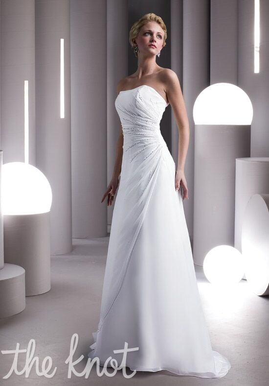 Impression Destiny 4885 A-Line Wedding Dress
