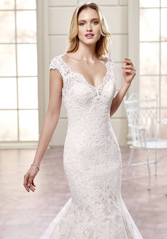 Eddy K 77991 Mermaid Wedding Dress