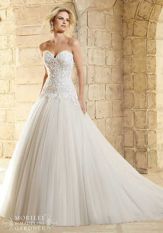 Morilee by Madeline Gardner 2771 A-Line Wedding Dress