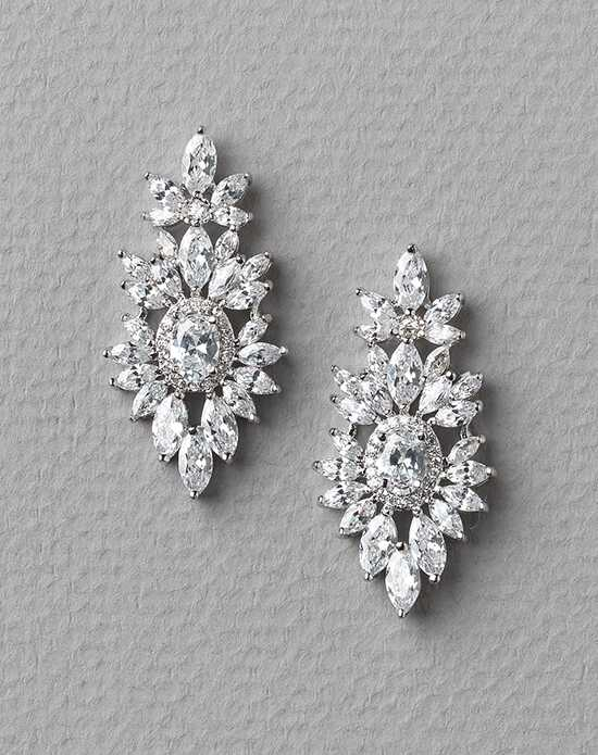 USABride Mona Statement Earrings JE-4058 Wedding Earring photo
