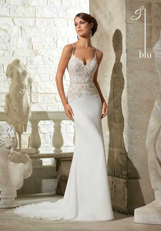 Morilee by Madeline Gardner/Blu 5312 A-Line Wedding Dress