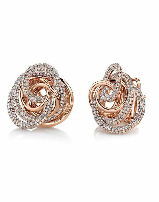 Parade Designs E3246A from the Lumiere Collection Wedding Earring photo